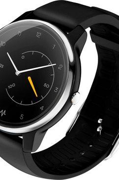 withings »move ekg« fitness-horloge zwart