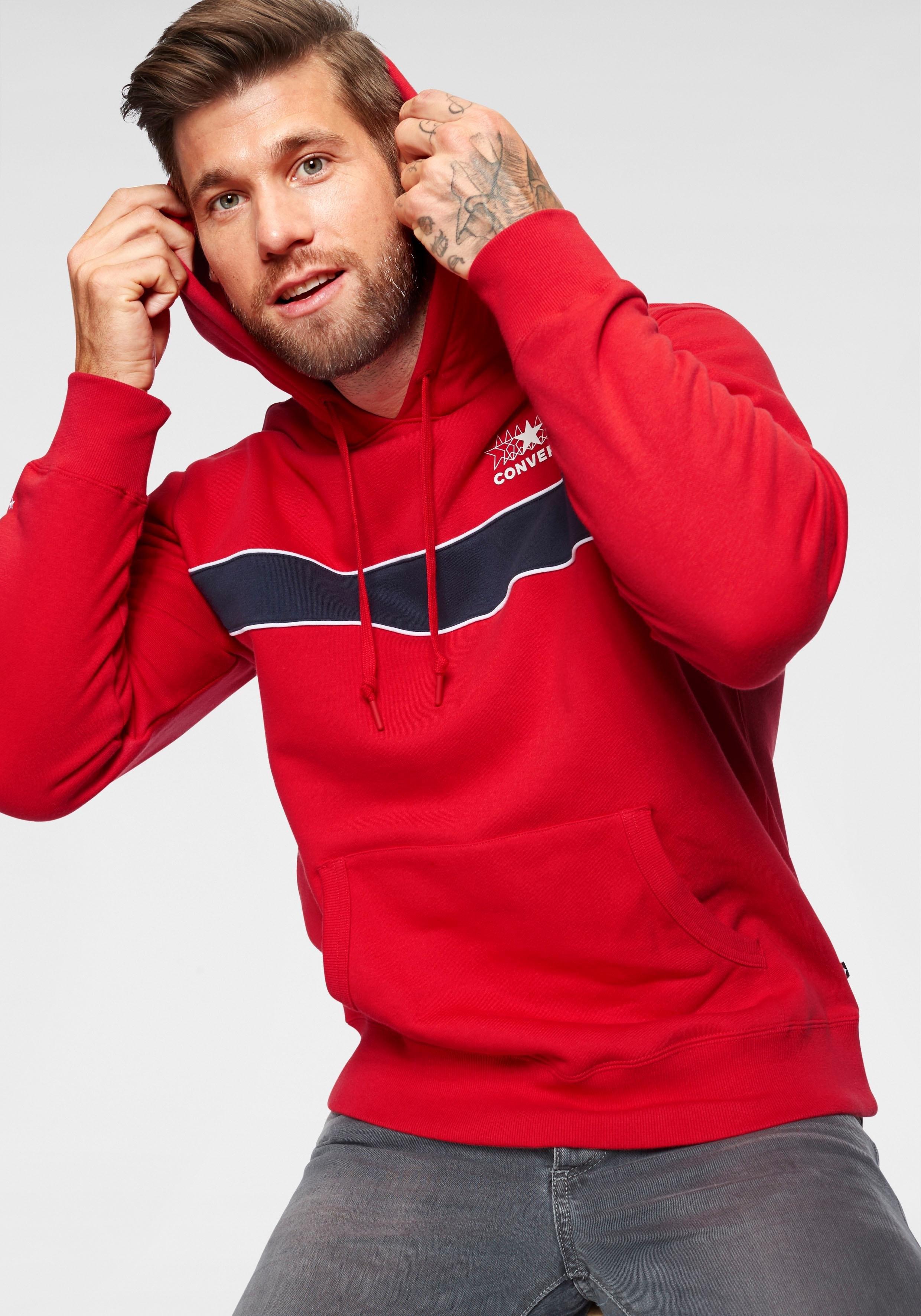 Converse hoodie »MENS ALL STAR HOODIE« goedkoop op otto.nl kopen