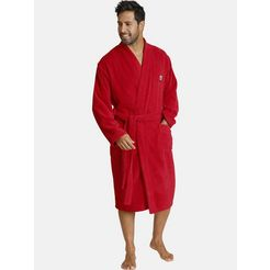 jan vanderstorm badjas rood