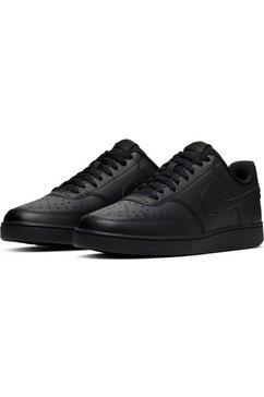 nike sportswear sneakers »court vision low« zwart