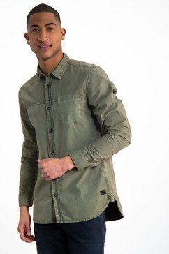 garcia overhemd groen