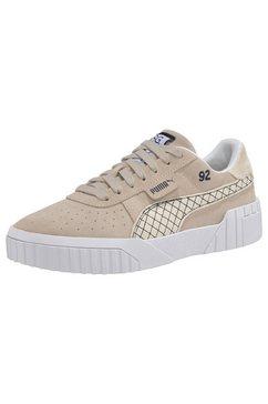 puma sneakers »cali suede x sg« beige