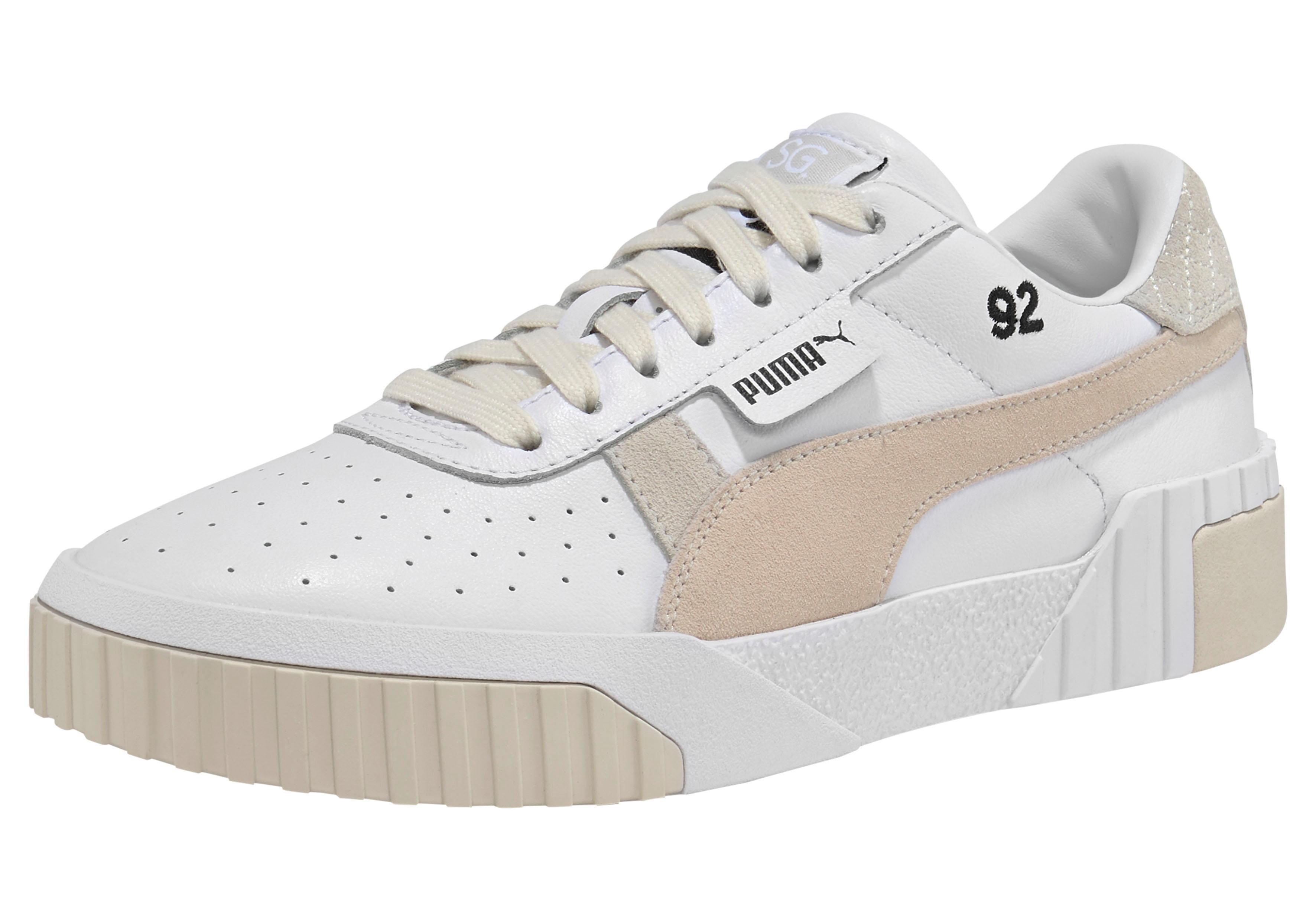 PUMA sneakers »Cali Lthr Suede x SG« nu online kopen bij OTTO