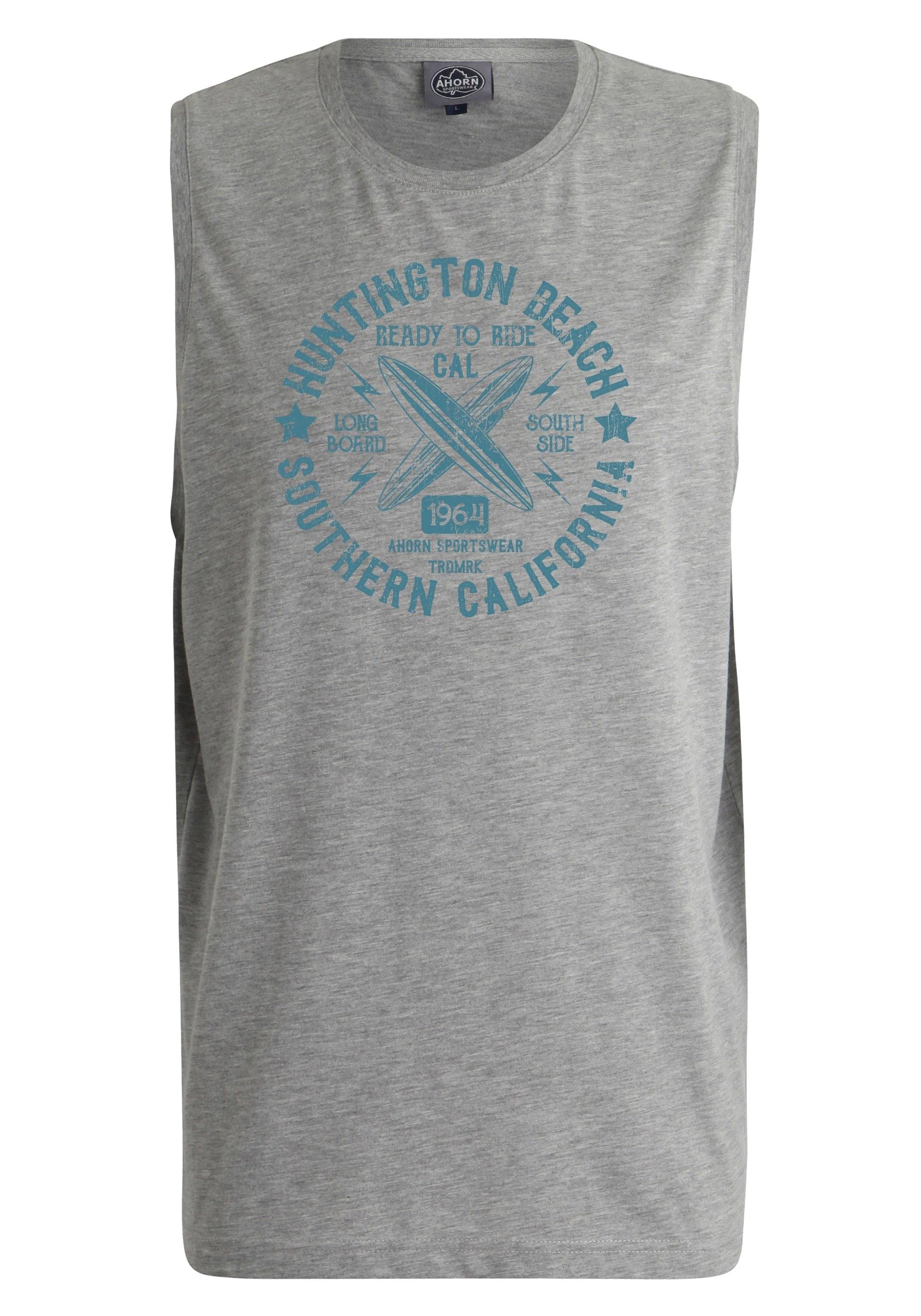 Ahorn Sportswear Tanktop met surferprint bij OTTO online kopen