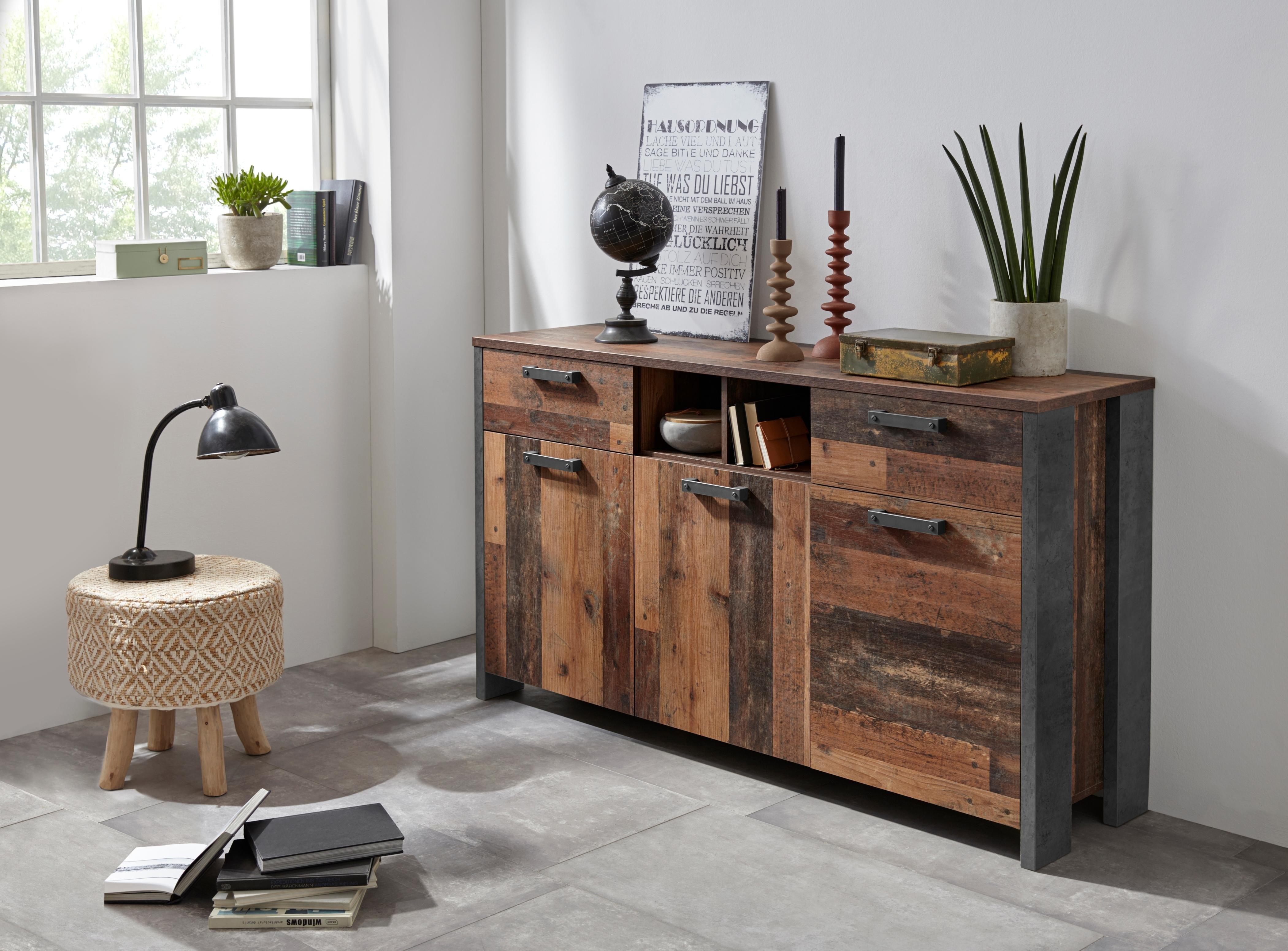 Op zoek naar een FORTE dressoir »Clif«, breedte 156,4 cm? Koop online bij OTTO