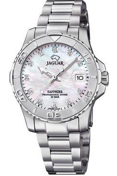 jaguar zwitsers horloge »executive diver, j870-1« zilver