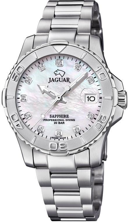 Jaguar Zwitsers horloge Executive Diver, J870/1 bij OTTO online kopen