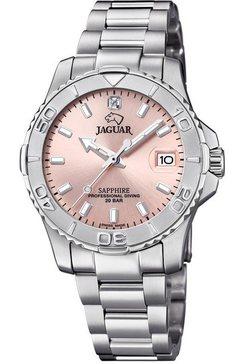 jaguar zwitsers horloge executive diver, j870-3 zilver
