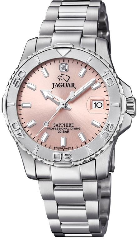 Jaguar Zwitsers horloge »Executive Diver, J870/3« in de webshop van OTTO kopen