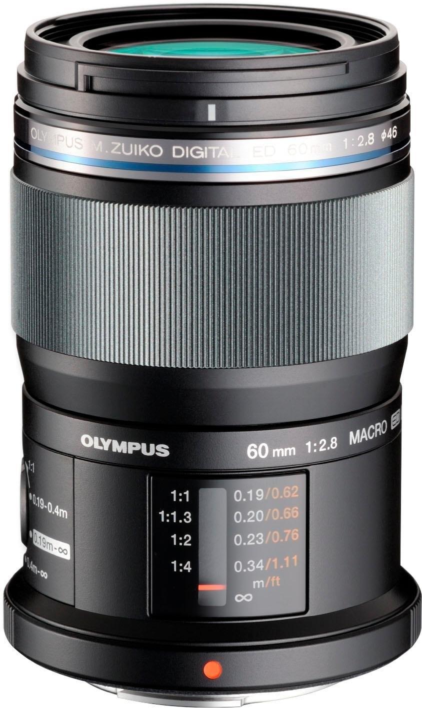 Olympus Macro-objectief M.ZUIKO DIGITAL ED 60 mm nu online kopen bij OTTO