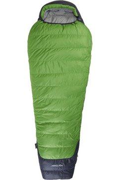 nordisk mummieslaapzak »celsius -10°« groen