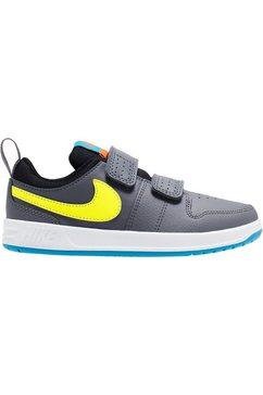 nike sportswear sneakers »pico 5« grijs