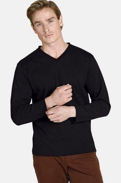 charles colby langarmschort »earl cillian« (packung, 2er-pack) zwart