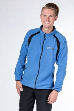 deproc active fleecejack »enderby men« blauw