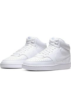 nike sportswear sneakers »wmns court vision mid« wit