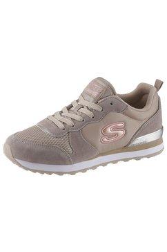 skechers sneakers »goldn gurl« beige