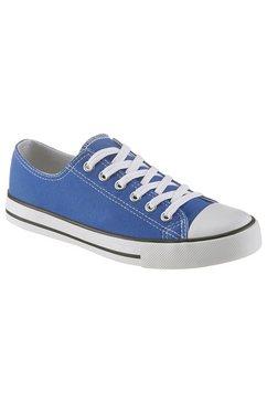 arizona veterschoenen van canvas blauw