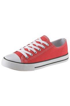 city walk sneakers in basic look rood