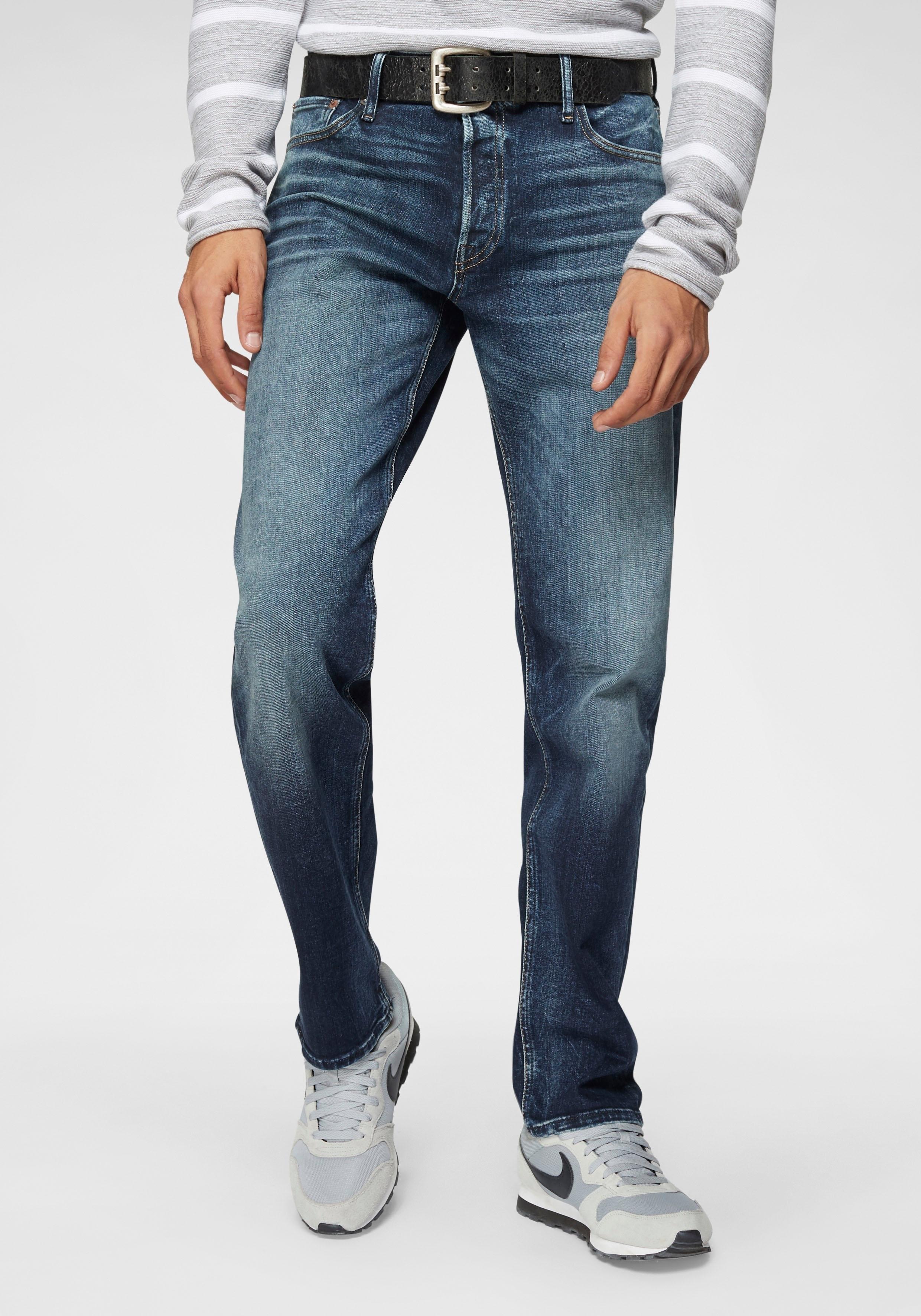 Jack & Jones comfort fit jeans »MIKE« nu online kopen bij OTTO