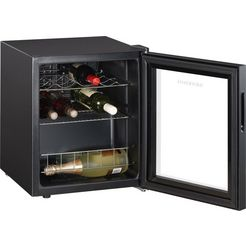 severin wijnklimaatkast ks 9889 zwart