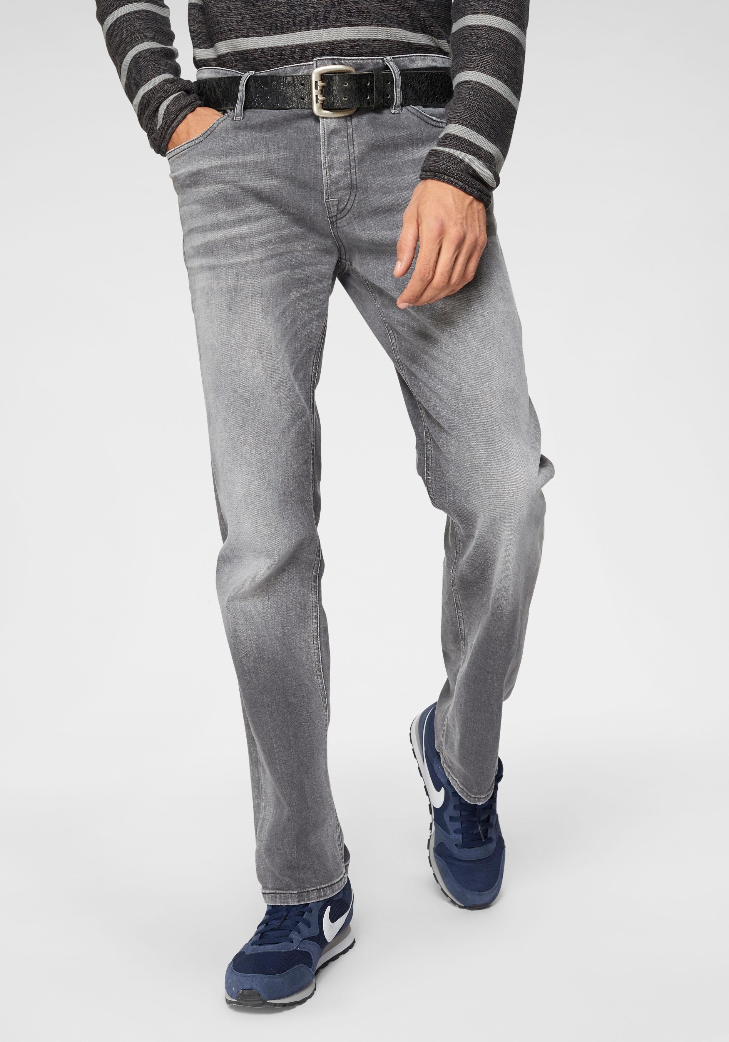 Jack & Jones regular fit jeans »Clark« bestellen: 30 dagen bedenktijd