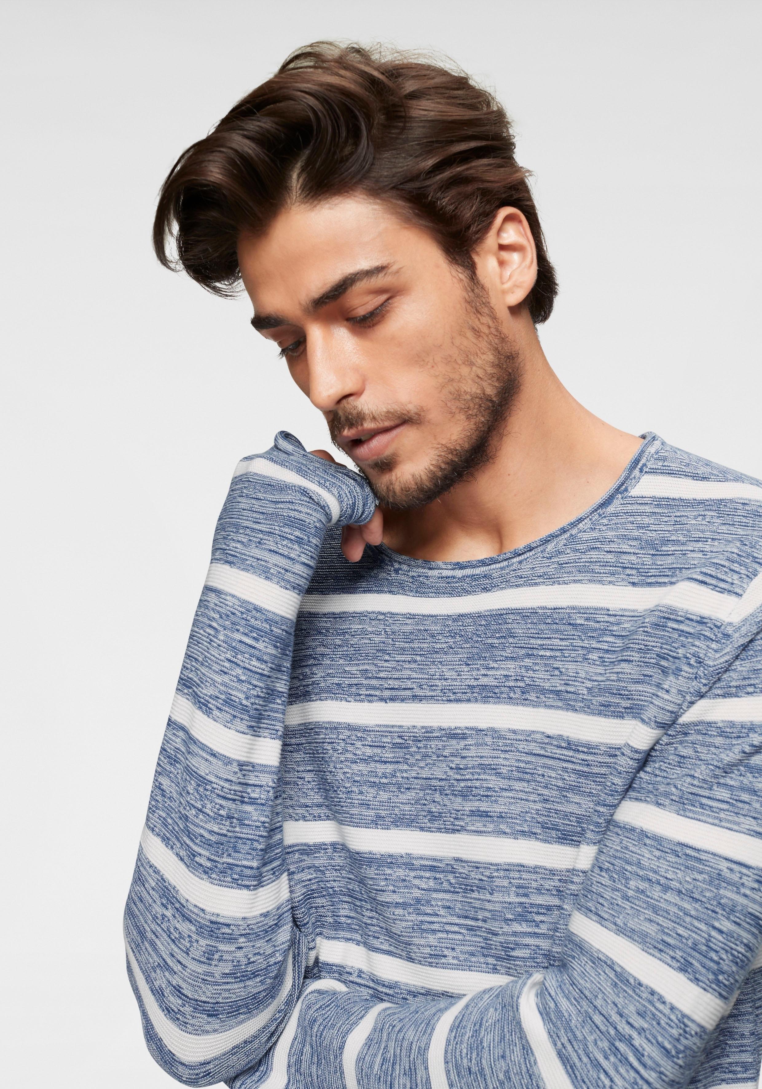 John Devin trui met ronde hals voordelig en veilig online kopen