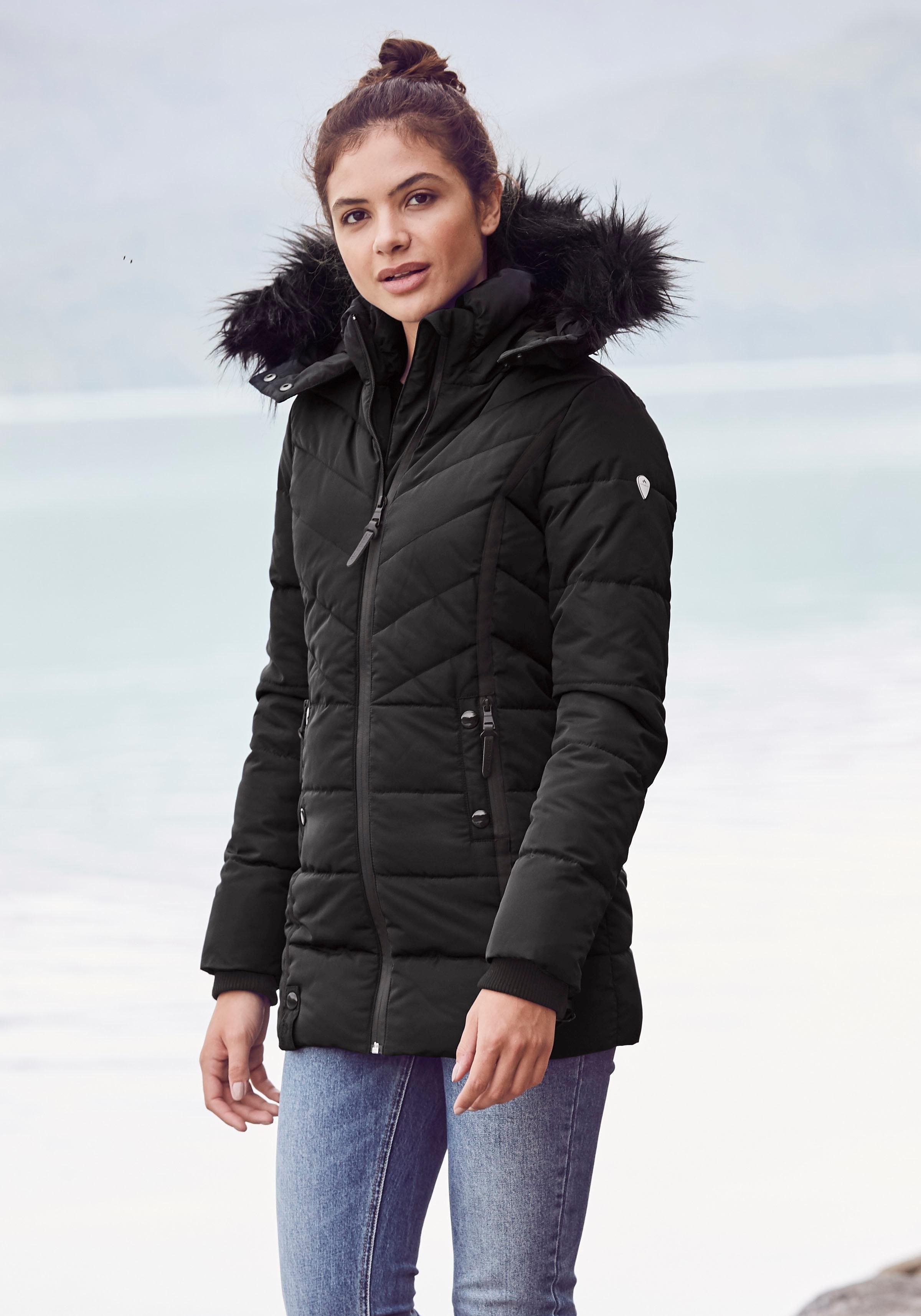 Alpenblitz winterjack »Pistenglück« in de webshop van OTTO kopen