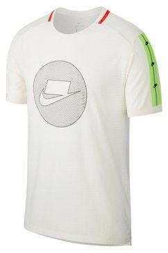 nike runningshirt beige