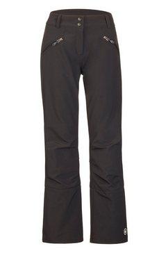 killtec softshell-broek »nynia lg« zwart