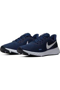 nike runningschoenen »revolution 5« blauw