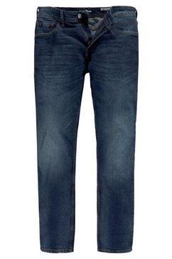 tom tailor denim slim fit jeans »piers« blauw