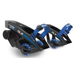 razor hoverboard »turbo jetts dlx kinder hovershoes (hover-schuhe)«, 16 km-h zwart