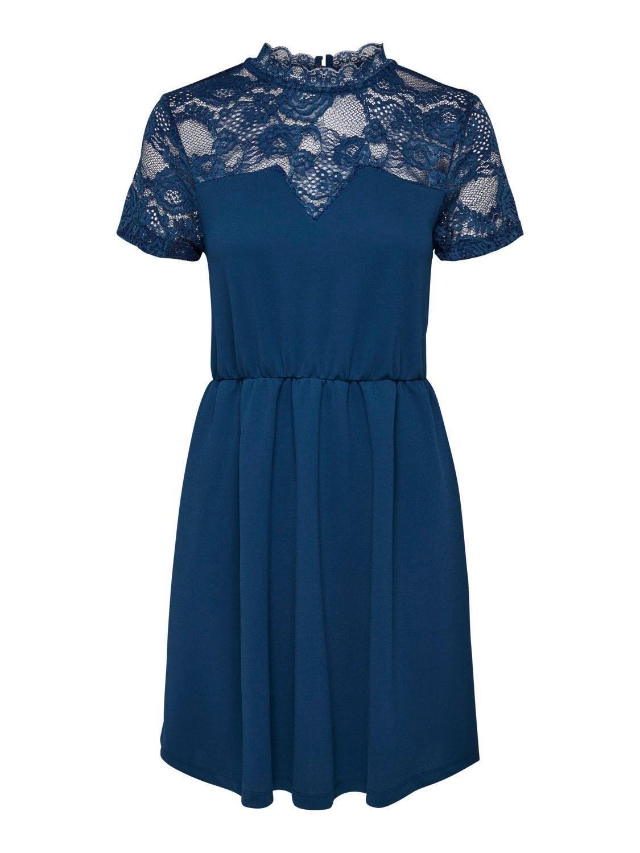 Op zoek naar een ONLY kanten jurk »MONA«? Koop online bij OTTO