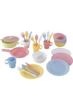 kidkraft kinder-keukenset multicolor