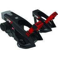 razor hoverboard »turbo jetts elektrische rollschuhe«, 16 km-h zwart