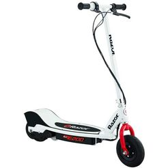 razor e-scooter »e200 electric scooter«, 19 km-h wit