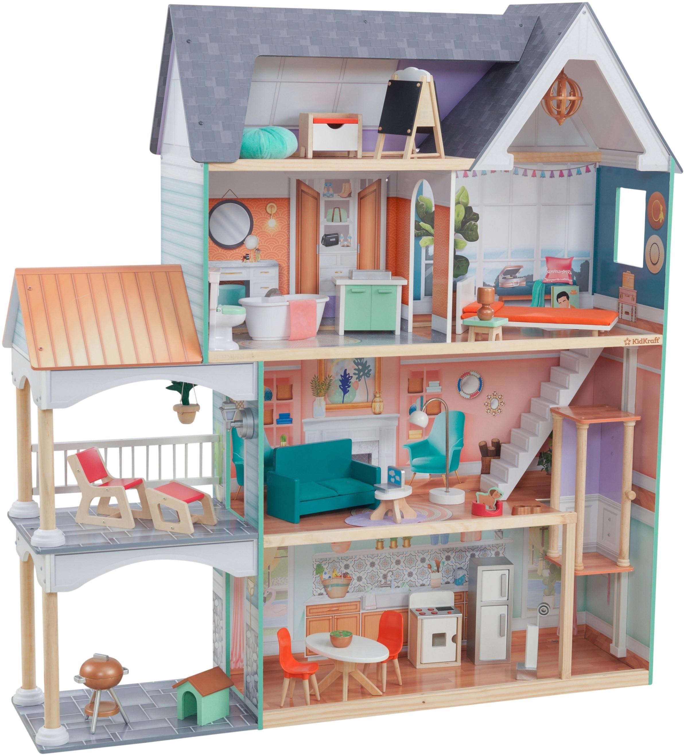 Kidkraft poppenhuis in de webshop van OTTO kopen