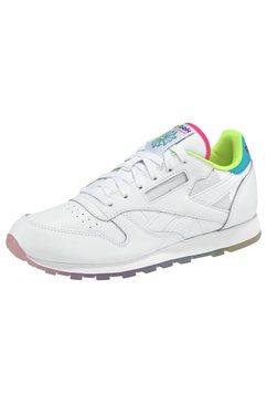 reebok classic sneakers wit