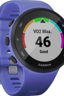 garmin smartwatch forerunner 45s paars