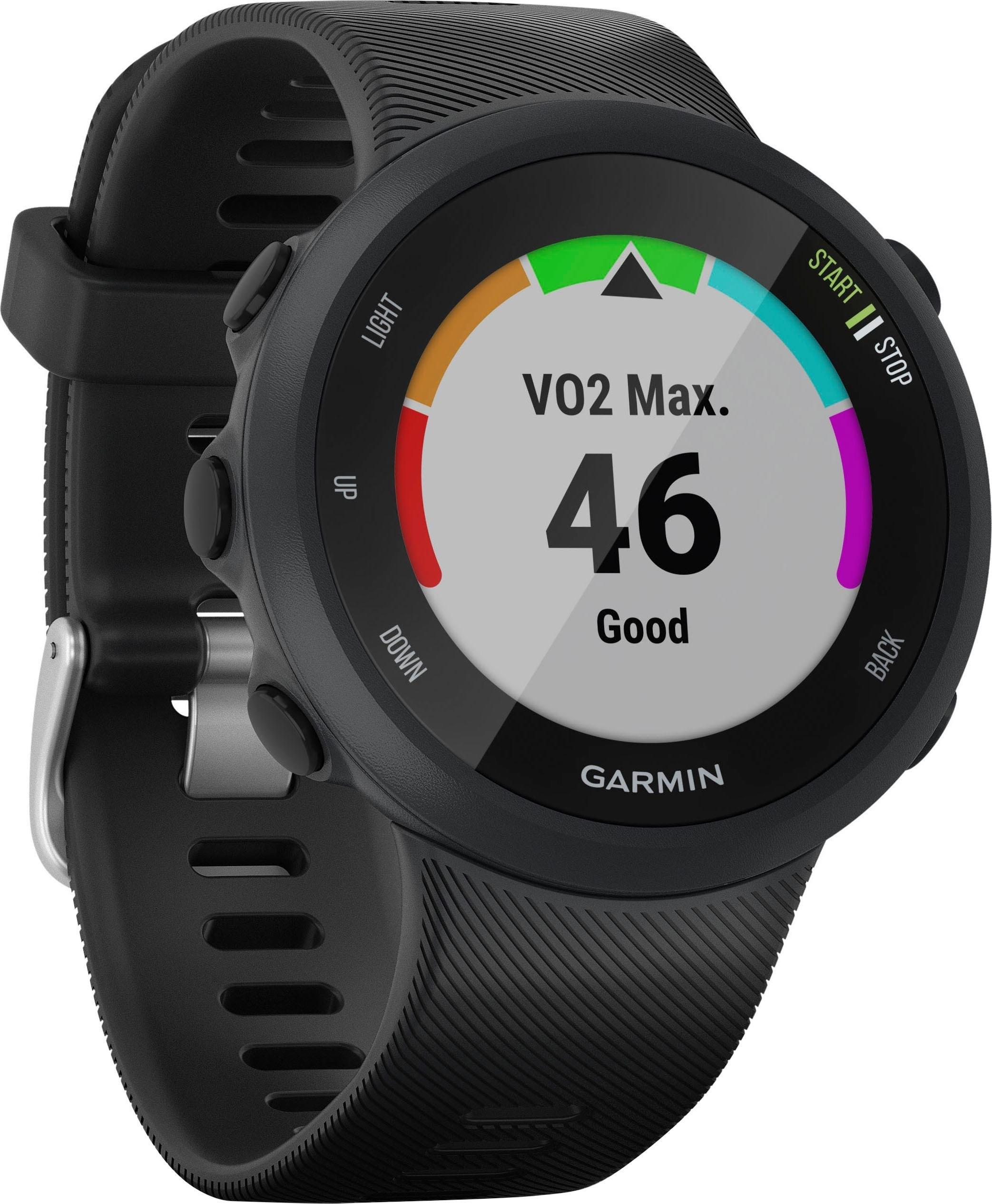 Garmin Forerunner 45, Silicone-Armband 20mm Smartwatch (2,63 cm / 1,04 inch) online kopen op otto.nl