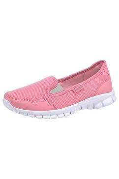 kappa sneakers »gomera« roze