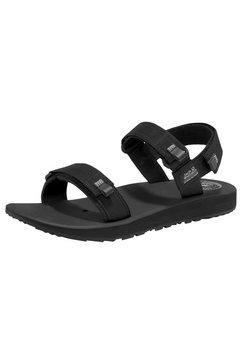 jack wolfskin outdoorsandalen »outfresh sandal m« zwart