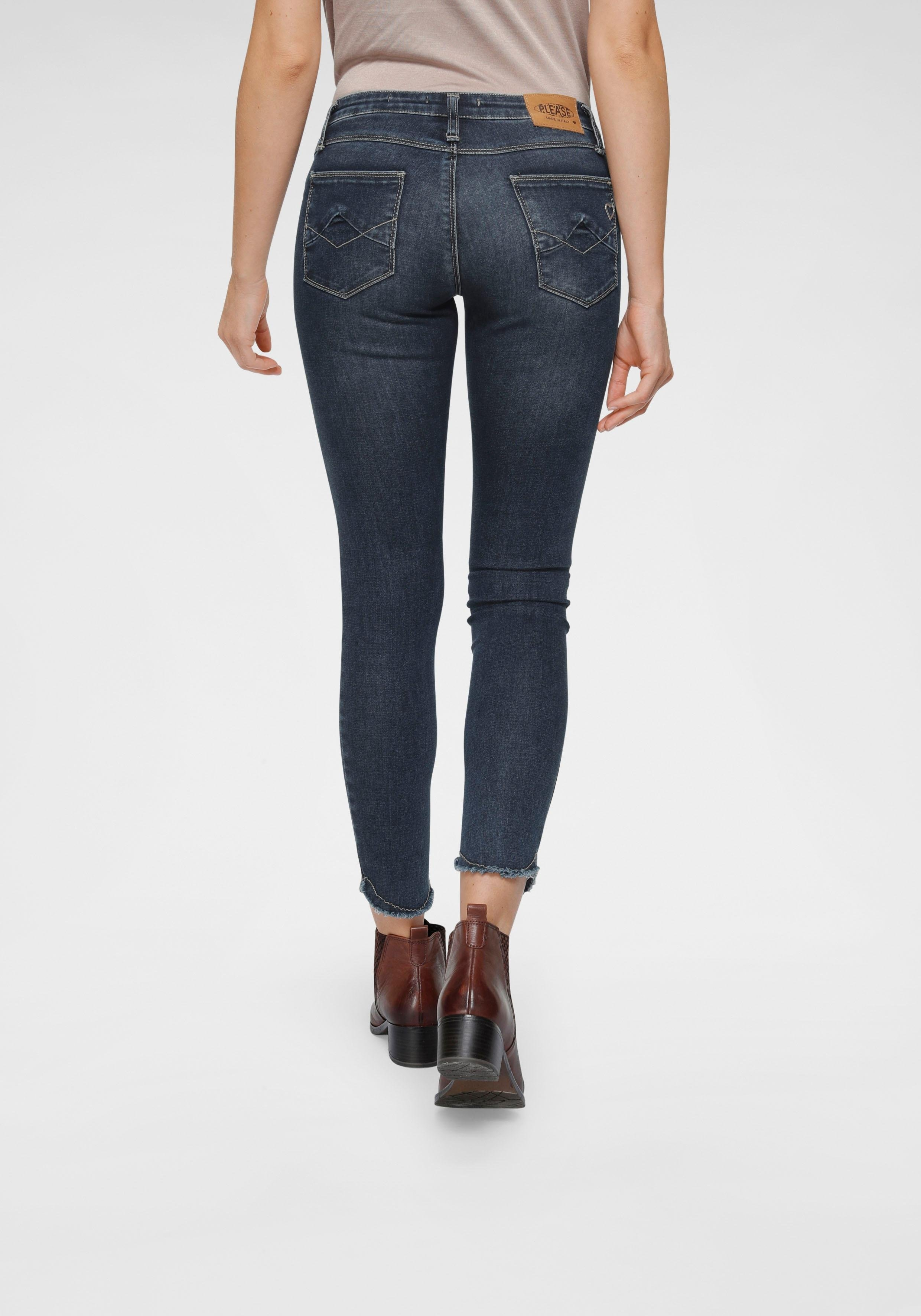 Please Jeans slim fit jeans »P930« nu online kopen bij OTTO