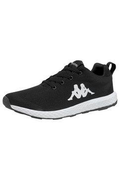 kappa sneakers »banjo 1.2« zwart