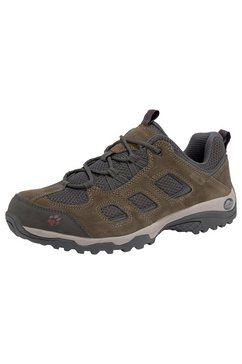 jack wolfskin outdoorschoenen »vojo hike 2 low m« bruin