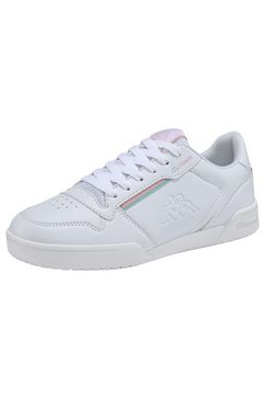 kappa sneakers »marabu« wit