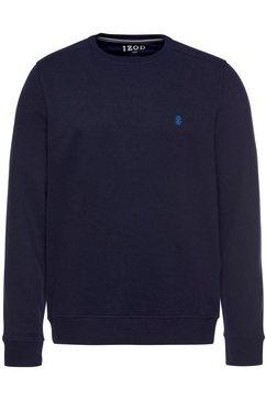 izod sweater blauw