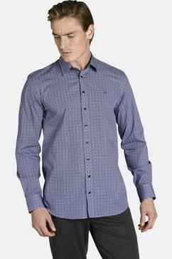 charles colby hemd met lange mouwen »duke elton« blauw