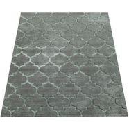 vloerkleed, »theresa 391«, paco home, rechthoekig, hoogte 16 mm, machinaal geweven grijs