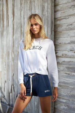 bench. sweatshirt »basic tricolour« wit